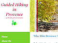 Guided Hiking in Provence