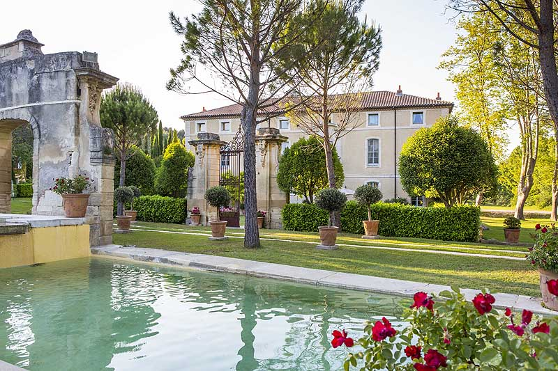Chateau Talaud pool