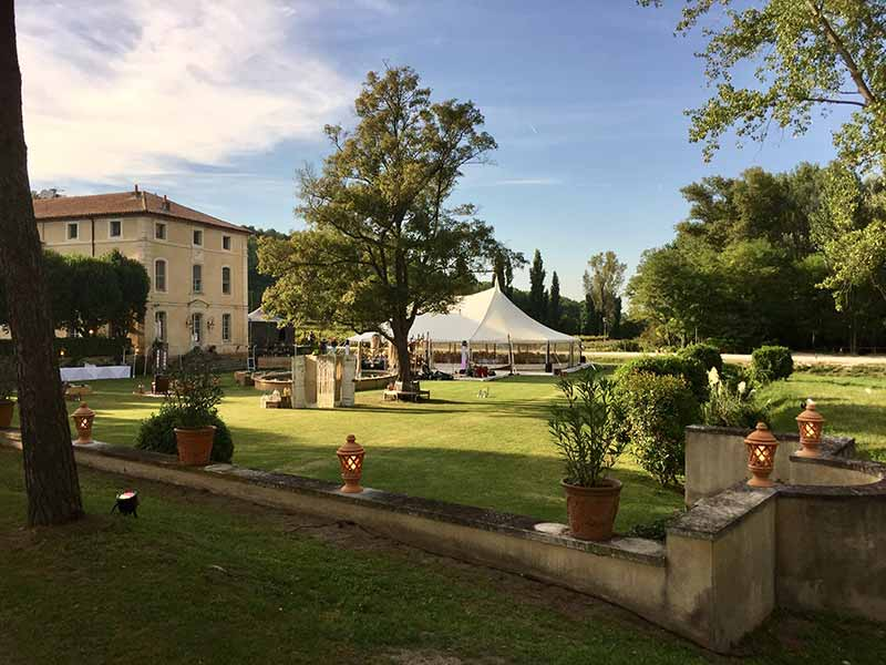 Chateau talaud wedding