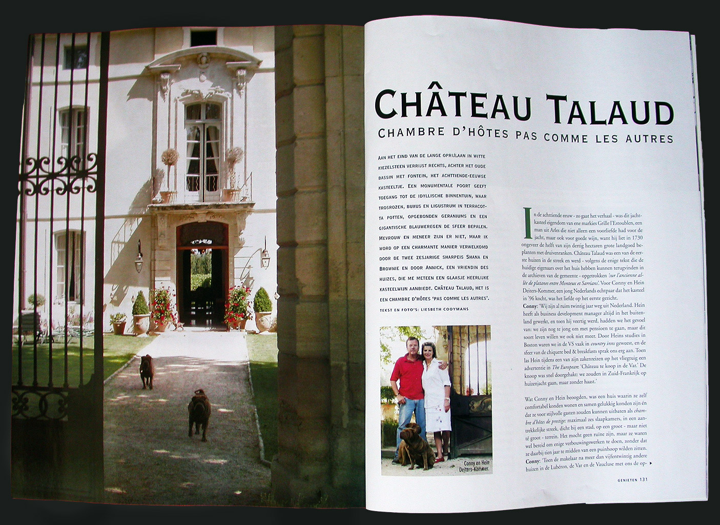 Chateau Talaud Press